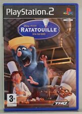 RATATOUILLE  - PLAYSTATION 2 - ESPAÑA - COMPLETO