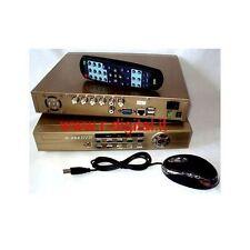 REGISTRATORE DVR DIGITAL VIDEO RECORDER 4 CANALI AUDIO LAN USB VGA TELECAMERE