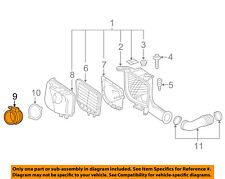 Cadillac GM OEM 05-07 STS-Mass Air Flow Sensor 12567377