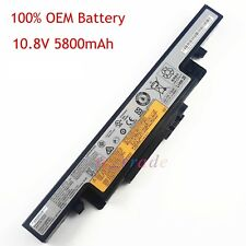 OEM 5800mAh Battery For Lenovo IdeaPad Y400 Y410 Y490 Y500 Y510PA Y590 L11S6R01