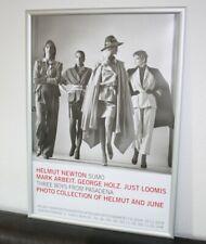 Helmut Newton Foto Poster Sie kommen