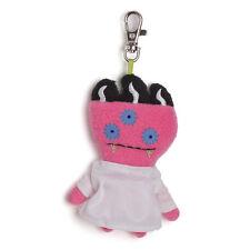 """NWT UglyDoll Universal Tray Bride 4.5"""" Clip On Toy"""