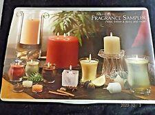 """Partylite """"Fragrance Sampler"""" Candles Floral, Edible, Spicy Votives & Tea Lights"""
