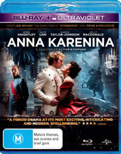 ANNA KARENINA New Blu-Ray + UV KEIRA KNIGHTLEY JUDE LAW ***