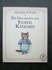 Beatrix Potter Die Geschichte von Stoffels Kätzchen Diogenes