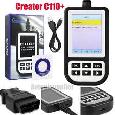 Creator C110+ Fault  Code Reader OBD2 Diagnostic Scanner For BMW Scanner Tool