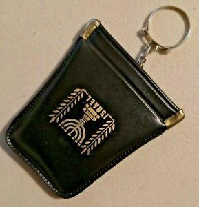 Vintage1960s Plastic Israel Key Pouch Rare -- 2750