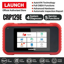 Launch X431 CRP129E OBD2 Scanner Auto Diagnostic Tool Car Code Reader as CRP129X