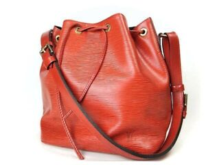 Louis Vuitton Petit Noe Shoulder Bag M44107