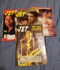 4 Jet Digest Magazines - Prince, Richard Pryor, Gladys Knight, Whoopi Goldberg