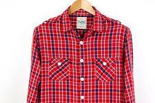 GANT Men Check Casual Shirt Size L RZ525