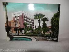 Vecchia cartolina foto d epoca di laterza taranto piazza Vitt. emanuele palazzo
