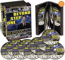 One Step Beyond - 50 Episodes on 10 DVDs - Digitally Enhanced - Black & White