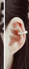 Festival Party Luxury Boutique New Uk Gold Crystal Fashion Ear Cuff Boho