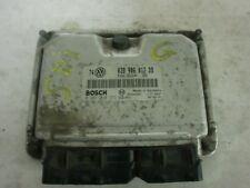 calculateur immo off débloqué Bosch VW EDC15VM+ , 0281010373 / 038906012 DB
