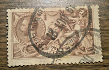Great Britain: # 173 or 179 - from 1913 to 1919 - cancelled