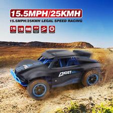 RC Car 1/18 4WD Rock Crawler Speed Truck 15.5MPH 2.4G Radio Control Jeep Car toy