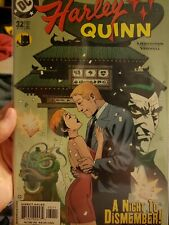 HARLEY QUINN #32 DC COMICS NM CONDITION JOKER COVER/APPEARANCE