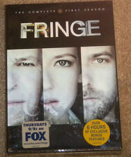 Fringe - The Complete First Season DVD NEW SEALED