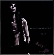 CHARLOTTE GAINSBOURG STAGE WHISPER CD UNRELEASED LIVE BECK INDIE ROCK NOAH