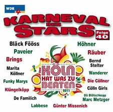 Karneval der Stars - Folge 40 - CD - Neu / OVP