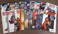 Marvel Comics Knight Daredevil, Lot of 18 Pcs  051014ame