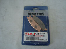 YAMAHA GENUINE FRONT PADS 5PA-W0045-00-00 YZ80 YZ85 TTR125 FRONT BRAKE PADS