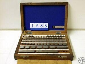 Sweden Grade 4 Gauge Set in Box (1785)