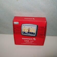 TomTom (Tom Tom) One 125 (United States) Portable GPS Car Navigation System