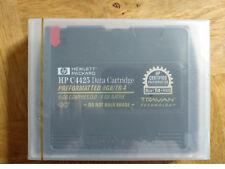 HP C4425 Data Cartridge Datenkassette TR-4 TRAVAN 8GB compr., 4GB native