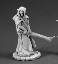 Reaper Miniatures Dalyn Talas Elven Sword Mage 03597 Dark Heaven Unpainted Mini