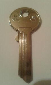5 X CES CE224- CEA/ Schlüsselrohling/Key Blanks