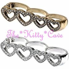 Alloy Love & Hearts Fashion Rings