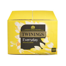 More details for twinings everyday tea bag pkf13681•pack of 1200 bags [tq15645] free 24h delivery