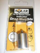 Solar  Stainless Indicator Drag Weights 60g 1pk Carp fishing