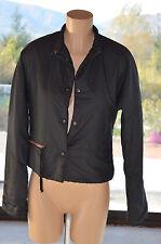 COP COPINE -Très jolie veste noire - Taille 1 - EXCELLENT ÉTAT