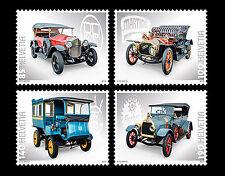 Zwitserland 2015  oude auto's    postfris/mnh