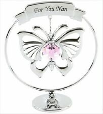 Mothers Day Gift Ideas Presents Gifts for Nan Butterfly Swarovski Crystal
