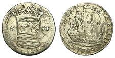 Netherlands - Zeeland - Scheepjesschelling 1785