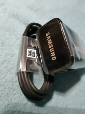 OEM Samsung Adaptive Fast Travel Wall Charger Plus C type Cable