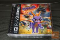 Spyro: Year of the Dragon 1st Print (PlayStation 1, PS1) FACTORY SEALED! - EX!