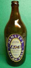 New ListingVintage 1940's Hanley'S Hanley Ale Quart Beer Bottle Providence Rhode Island