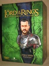 Lord of the Rings Prince Isildur Bust Figure Statue Sideshow Factory Sealed