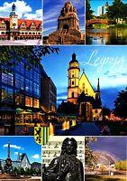 Leipzig , Ansichtskarte, ungelaufen