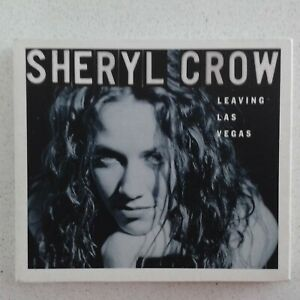 SHERYL CROW LEAVING LAS VEGAS 1994 UK A&M RECORDS SPECIAL EDITION CD