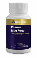 Bioceuticals Pharma Mag Forte 60 Tablets RRP $44.95