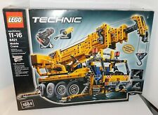 Lego Technic Mobile Crane with Motor & Pneumatic 8421 NEW