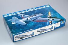 Trumpeter 1/32 02244 Sbd-3 Dauntless Midway Clear Edition Model Kit