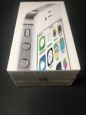 iPhone 4s 8gb - WHITE - Factory Sealed - *RARE* - COLLECTABLE!