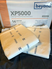 Adult Diaper Sample - Beyond Xp5000 - Medium - 2 samples